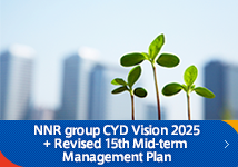 NNR group CYD Vision 2025 Mid-Term Management Plan